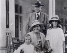 Thornton Family - 1920
