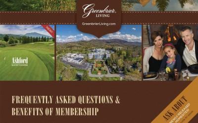 FAQs and Benefits of Membership