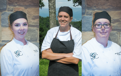 Culinary Team Members Receive Promotions