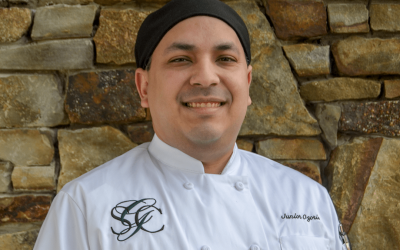 Junior Ozorio Promoted to Sous Chef