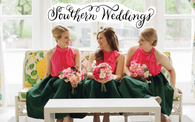 Southern Weddings Inspired by The Greenbrier