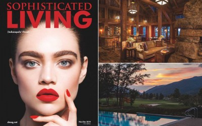 Greenbrier Sporting Club Featured in Sophisticated Living Indianapolis