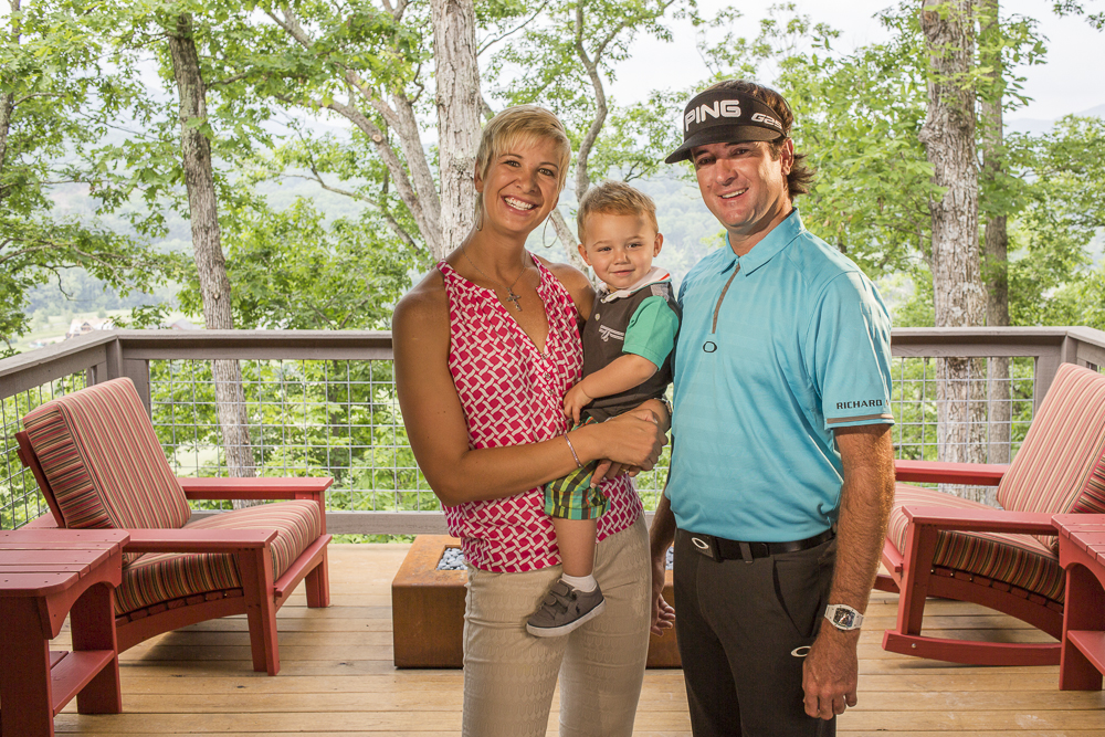 Bubba Watson Makes His Home at The GSC