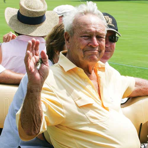 In Fond Memory of Arnold Palmer
