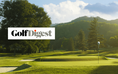 Golf Digest Names Old White Top TPC Golf Course