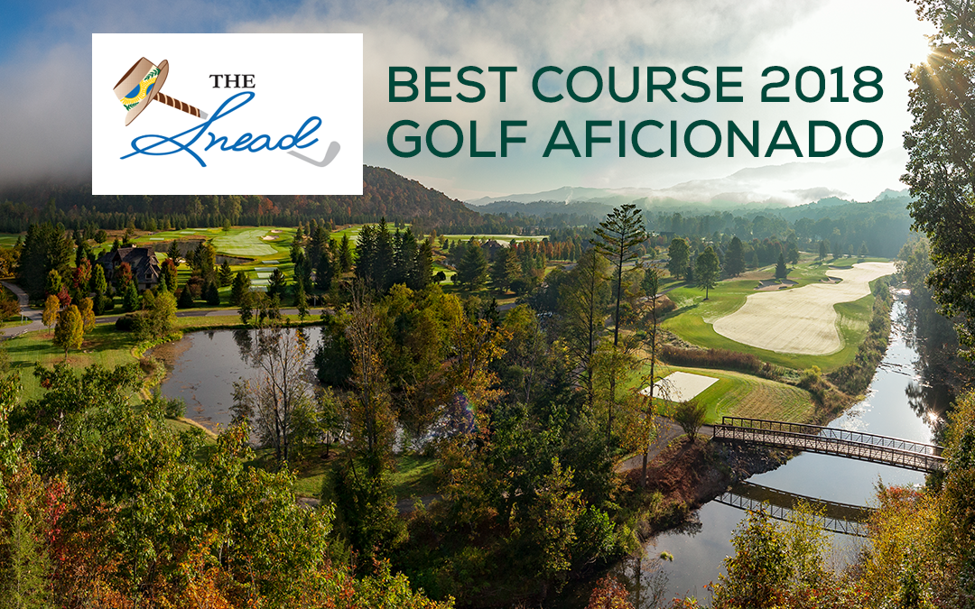 The Snead Named Best Course 2018