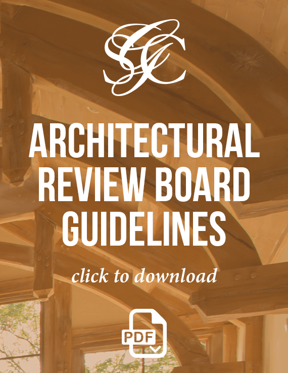 Architectural Review Board Guidelines