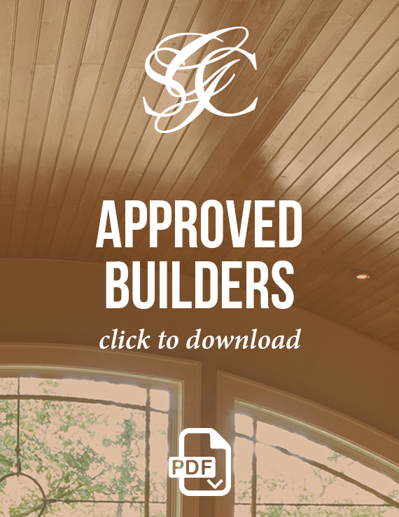 Approved Builders